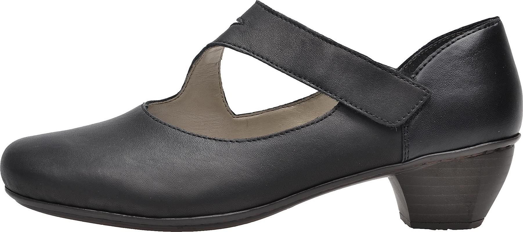 bf539cbadeb3 Dámská obuv RIEKER 41793 00 SCHWARZ F S 8 – Rieker Antistress