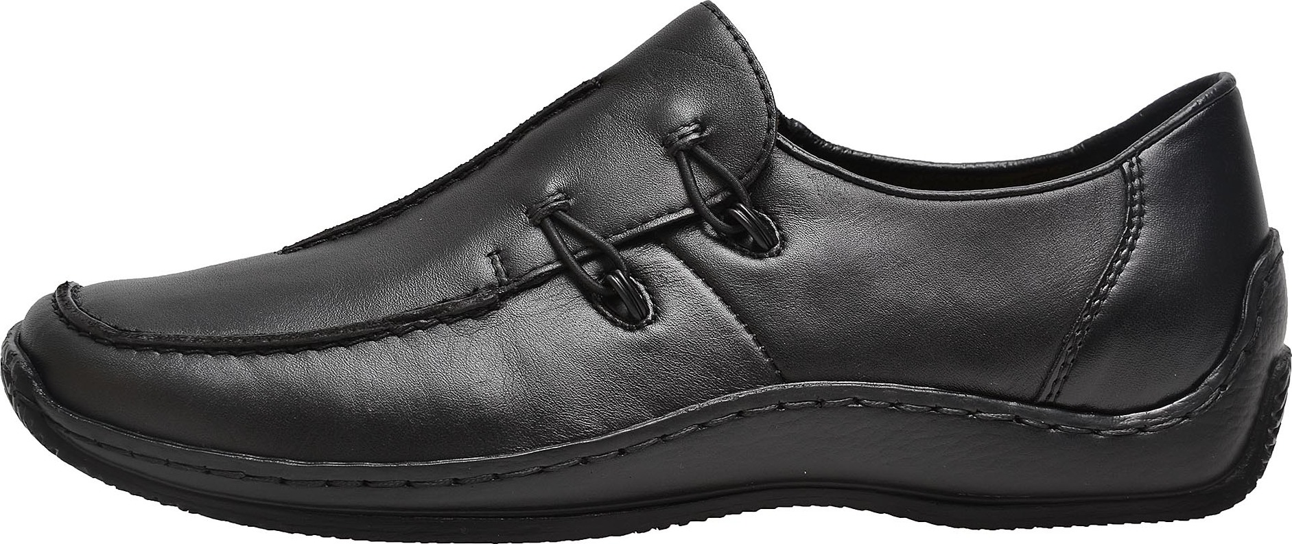 Dámská obuv RIEKER L1751 01 SCHWARZ H W 8 – Rieker Antistress c7cde4e5756