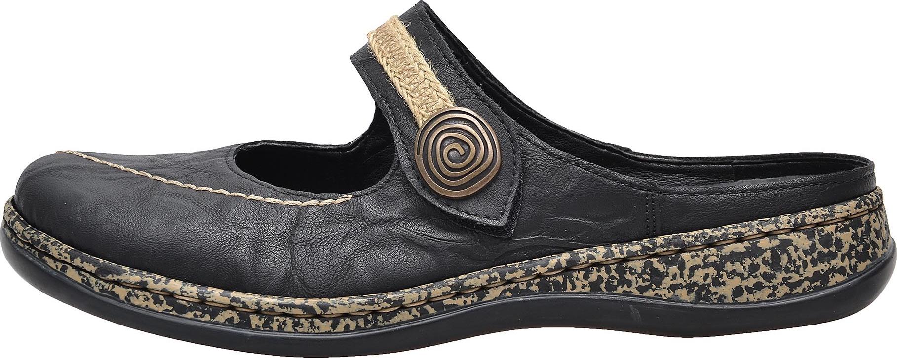 b749a82a4200 Dámská obuv RIEKER 46391 00 SCHWARZ F S 8 – Rieker Antistress