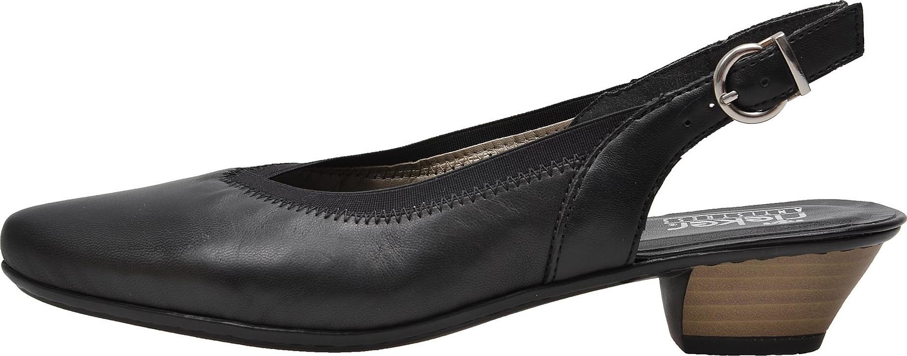 f4a22c14cc88 Dámská obuv RIEKER 58063 00 SCHWARZ F S 8 – Rieker Antistress