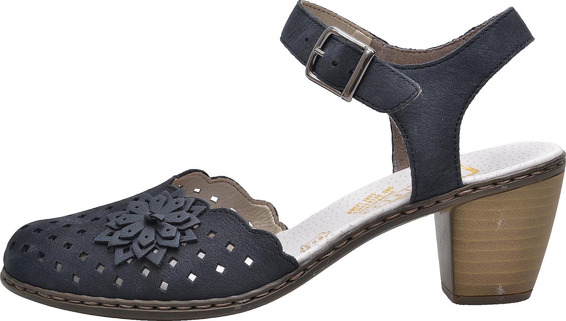 c1a732ed65 Dámská obuv RIEKER 40956 14 BLAU F S 8 – Rieker Antistress
