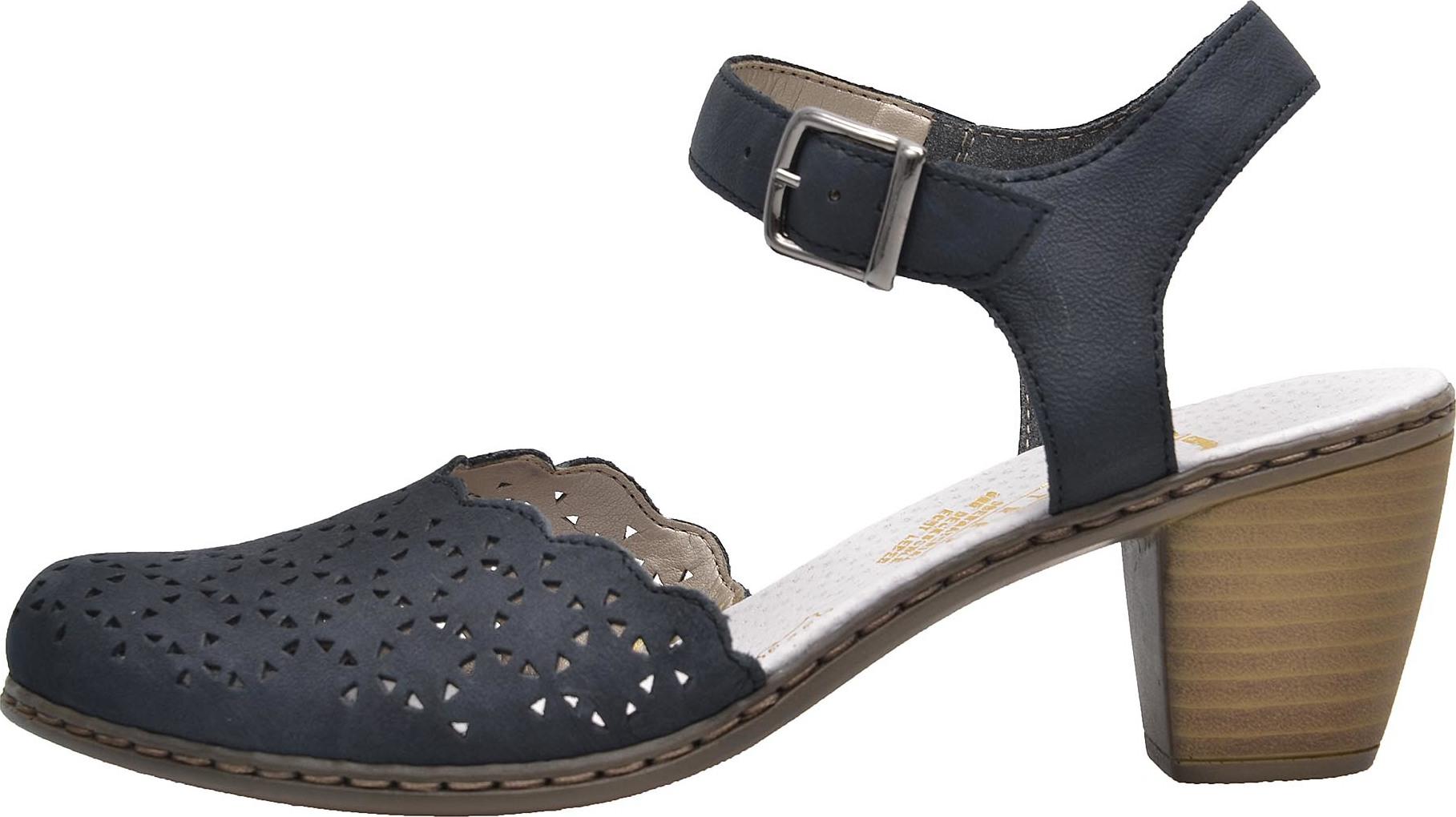 34898482c8ca Dámská obuv RIEKER 40972 14 BLAU F S 8 – Rieker Antistress