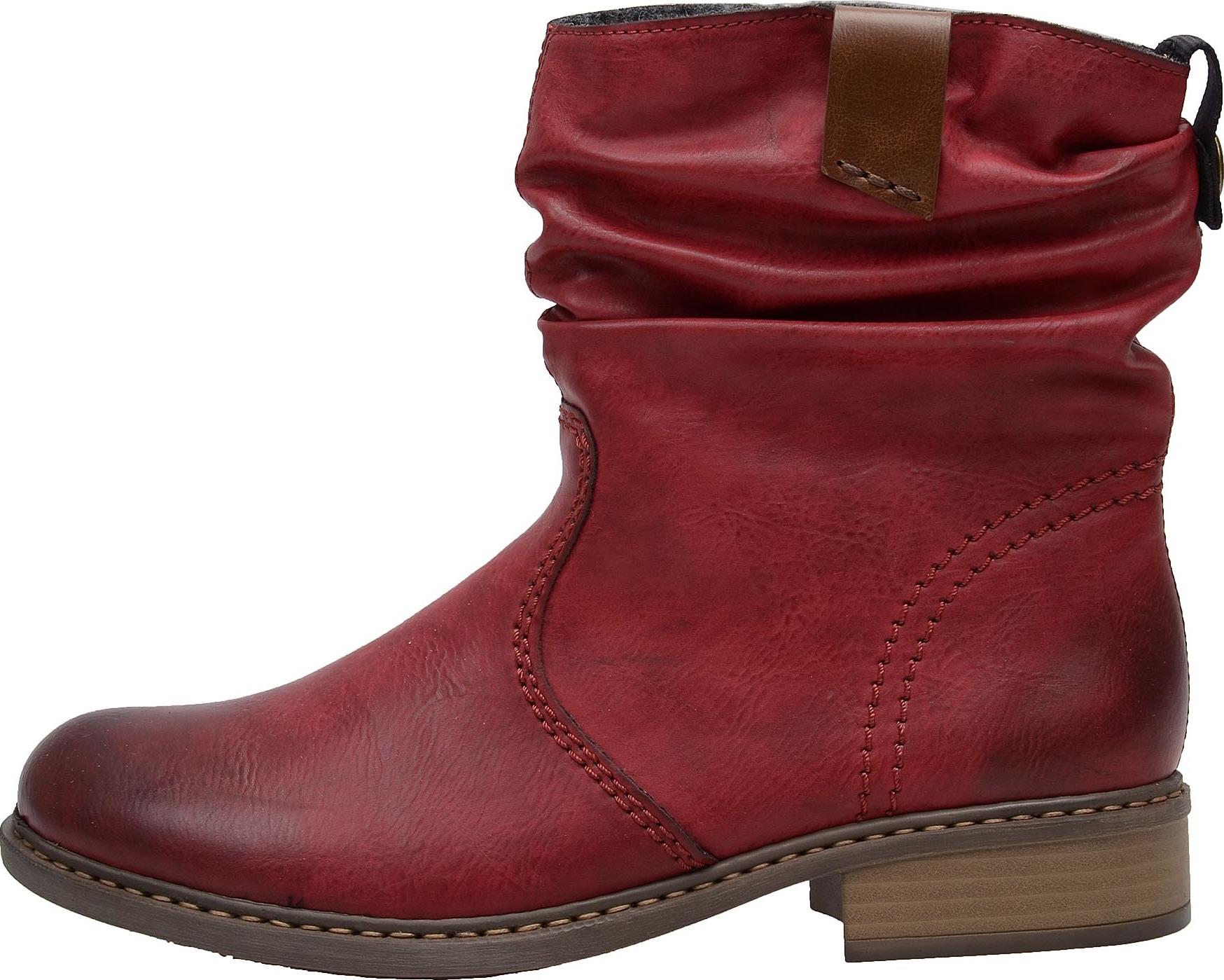 e633b03a8fa6 Dámská obuv RIEKER Z4180 35 ROT H W 7 – Rieker Antistress