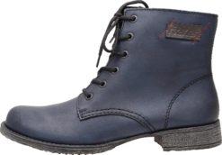 Dámská obuv RIEKER V1460 14 BLAU F S 8 – Rieker Antistress f7869af7b9