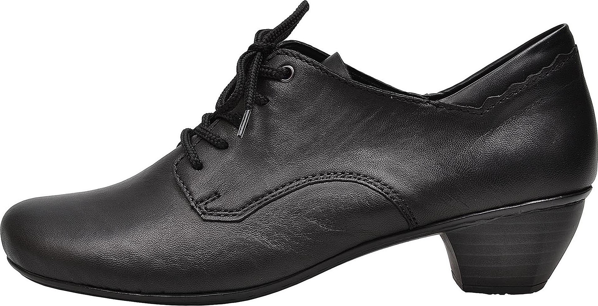 fe18219e8043 Dámská obuv RIEKER 41722 01 SCHWARZ H W 8 – Rieker Antistress
